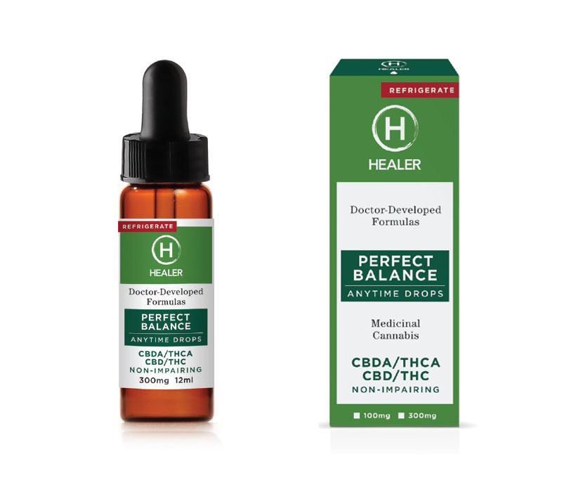 Healer Perfect Balance Medical Cannabis Products