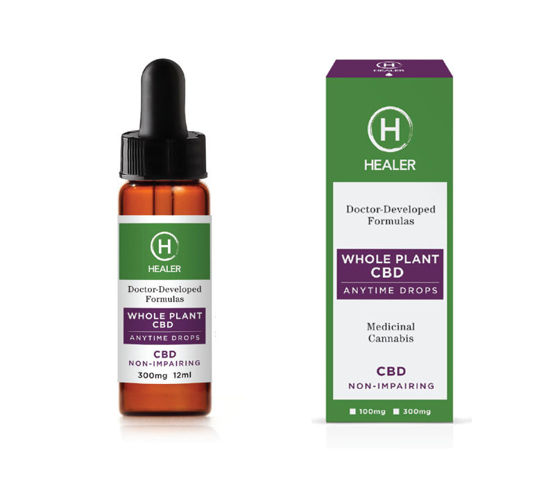 Healer Whole Plant Medical Cannabis Products