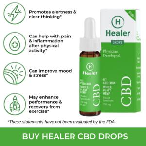 Healer CBD Drops