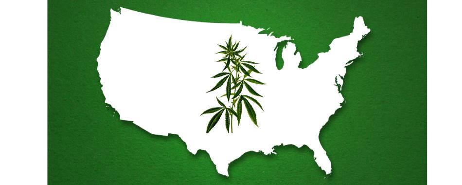 CBD legal status in USA